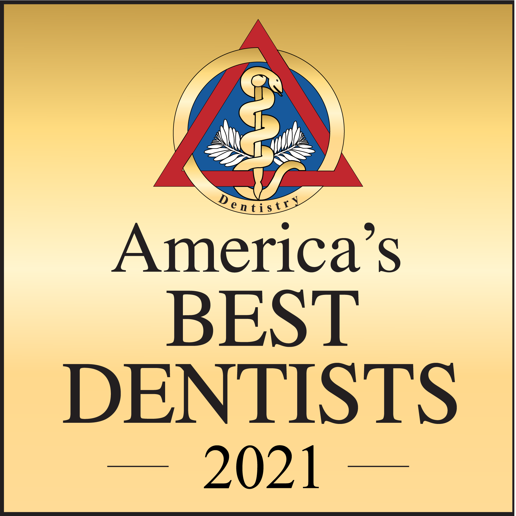 Americas Best Dentists 2021